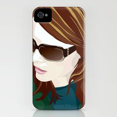 angiewood iPhone (4, 4s) Slim Case