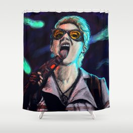 New Toys Shower Curtain