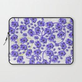 Purple Passion Laptop Sleeve