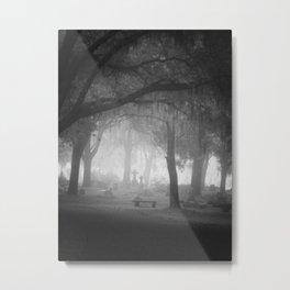 Foggy Daze Metal Print