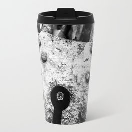 Heart Of Steel Travel Mug