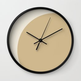color geometry Wall Clock