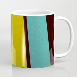 Retro Lines Coffee Mug
