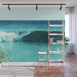 Summer Wave Wall Mural