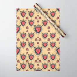 Three of Swords Wrapping Paper