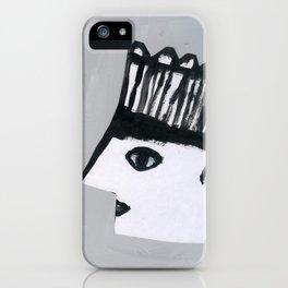 Strange groove iPhone Case