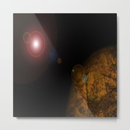 Come explore with me.... Metal Print