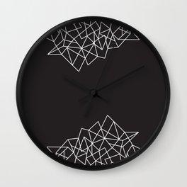 Geometric Pattern VII Wall Clock