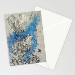 Mists of the Abyss Stationery Cards