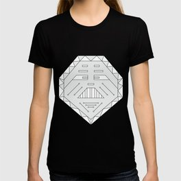 Robot technology #society6 #decor #buyart #artprint T-shirt