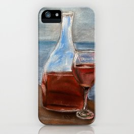 Elegance with ambiance iPhone Case