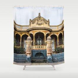 Barranco Shower Curtain