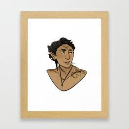 Raenor Framed Art Print