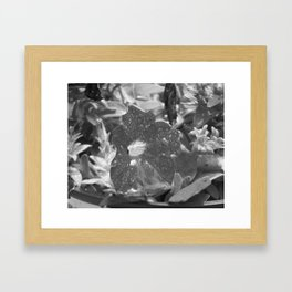 It can't rain all the time Framed Art Print