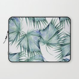 Floating Palm Leaves 2 Laptop Sleeve