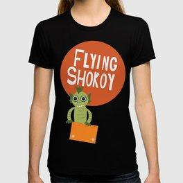 Flying Shokoy (Philippine Mythological Creatures Series #4) T-shirt