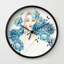 Nessa Wall Clock