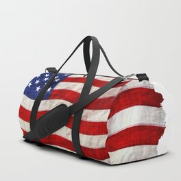 The US Flag Duffle Bag
