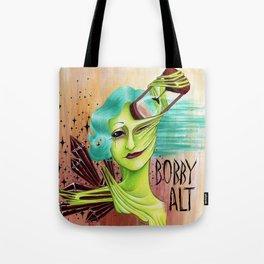 I Don't Remember Who (Bobby Alt) Tote Bag