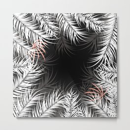 Tropical design 004 Metal Print
