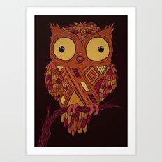 Buhito! Art Print
