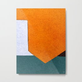 Polynya Metal Print