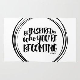INSPIRE YOURSELF Rug