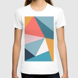 Modern Geometric 34 T-shirt
