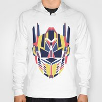 transformer Hoodies featuring Prime by Fimbis