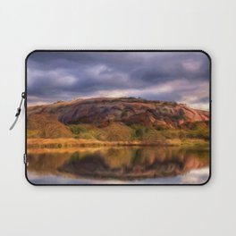 Enchanted Rock Laptop Sleeve