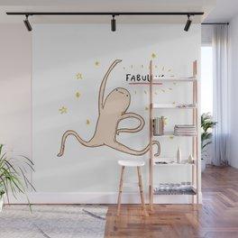 Honest Blob - Fabulous Wall Mural