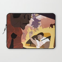 Road Rage Laptop Sleeve