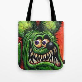 Rat Fink! Tote Bag