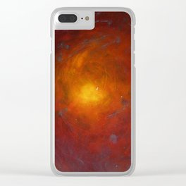 Comet 10R/XL-5 G.V.A Clear iPhone Case