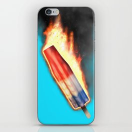 Bomb Pop Combustion iPhone Skin