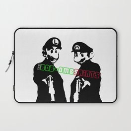 The Bob-Omb Saints Laptop Sleeve