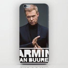 ARMIN VAN BUUREN TOUR DATES 2019 KEPITING iPhone Skin