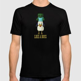 Chicken Jockey T-shirt