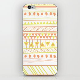 LIME AFRICA iPhone Skin