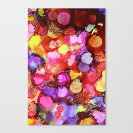 Vibrance 2 Canvas Print