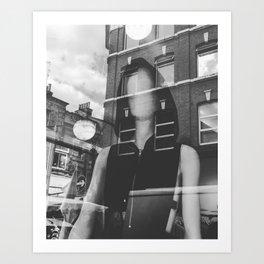 Brick Lane, London Art Print