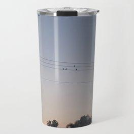 urban birds Travel Mug