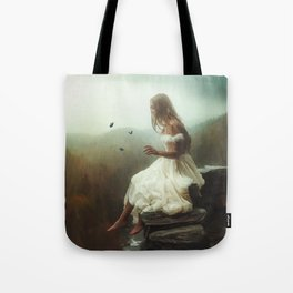 forever, always Tote Bag