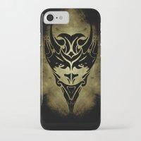 sagittarius iPhone & iPod Cases featuring SAGITTARIUS  by the artist J©