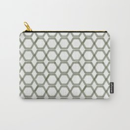 Ash Honeycomb Carry-All Pouch