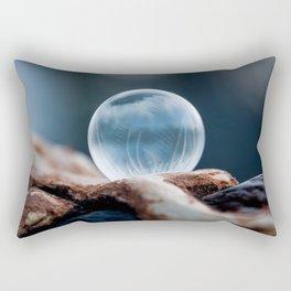 Wooden Hills Rectangular Pillow