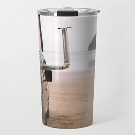Cape Kiwanda Beach Westfalia Travel Mug