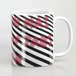 Brain Optical Illusion Coffee Mug