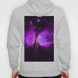 Space Galaxy : A star is born Purple Hoody