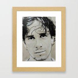 Jeff Buckley Framed Art Print